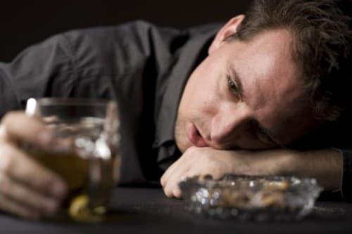 Алкогольная интоксикация печени симптомы