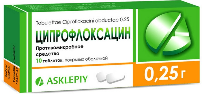 Можно ли употреблять алкоголь при приеме ципрофлоксацина