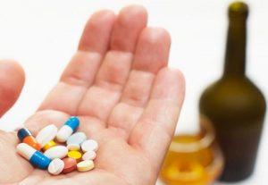 Sochetanie alkogolya s medikamentami
