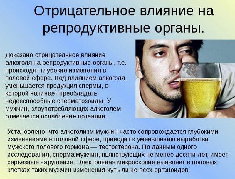 сколько нужно не пить перед зачатием женщине