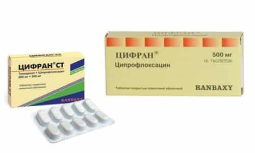 Цифран или ципрофлоксацин что лучше
