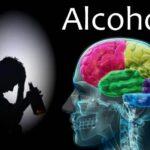 Действие суррогатного алкоголя на мозг