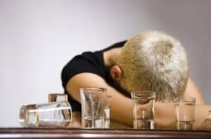 Влияние алкоголя на нервную систему и головной мозг подростка