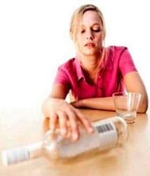 После алкоголя трудно дышать