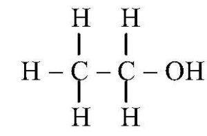 Хімічний склад алкоголю