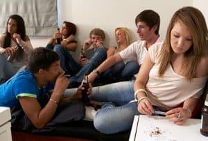 Вплив алкоголю на нервову систему і головний мозок підлітка