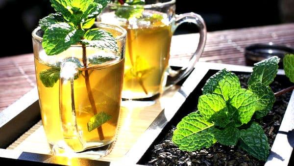 Народные средства при болях в животе после алкоголя