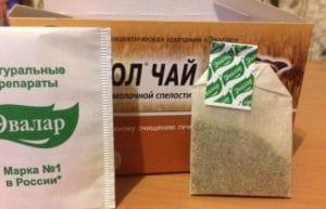 """Чай """"Овесол"""" - інструкція для медичного застосування"""