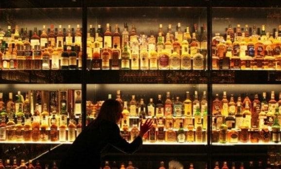 Ночная торговля спиртным в 2019 годув Украине
