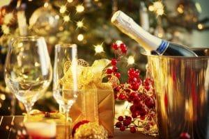 Сочетание шампанского с другими напитками